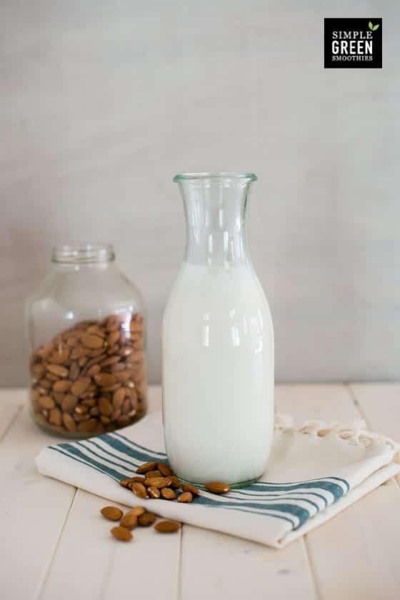 DIY almond milk-12