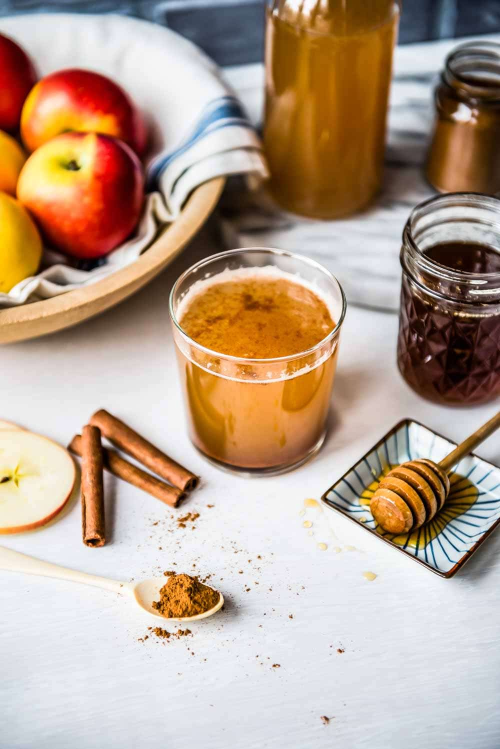 apple cider vinegar tonic is top of our weight loss drinks list. it's included in our detox drinks for weight loss list.
