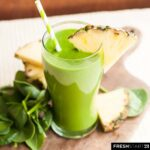 Tropical Skin Cleanser Green Smoothie from the Fresh Start Cleanse