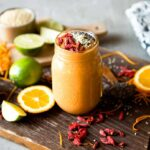 a delicious superfood smoothie packed with plant based nutrients