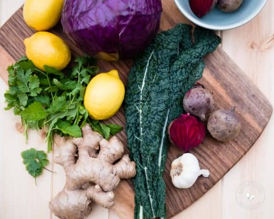 Five signs your body needs a cleanse or detox