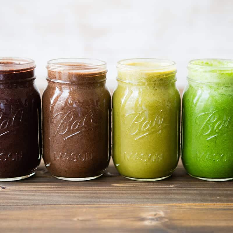The Best Formula for How To Make a Green Smoothie