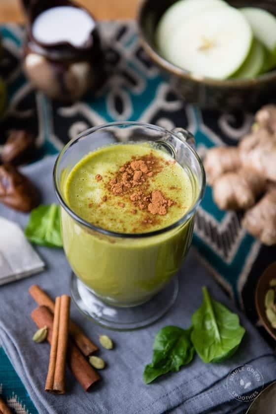 Chai Tea Smoothie recipe
