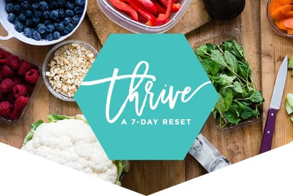 Simple Green Smoothies Thrive: A 7 Day Reset