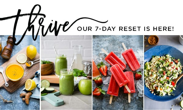 Thrive Reset is a weight loss program