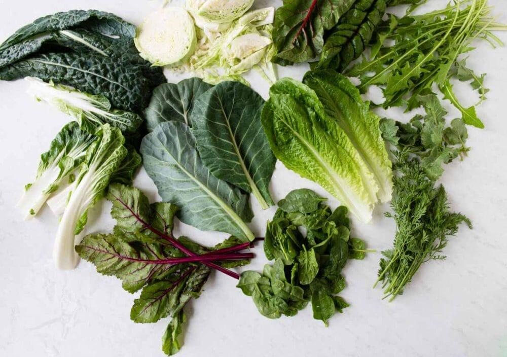 Best greens for salad