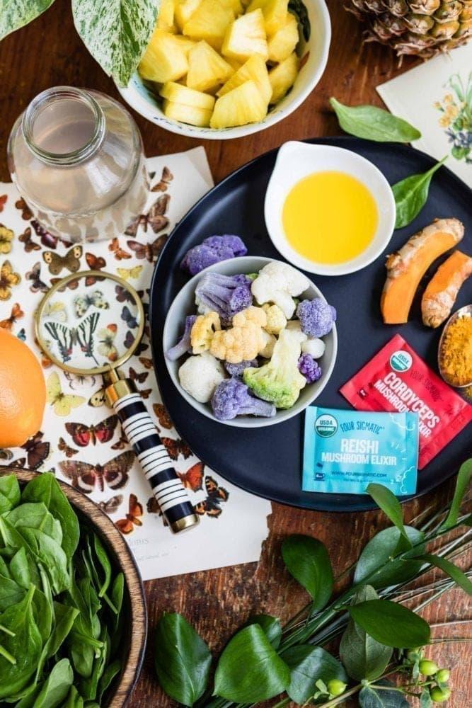 Foods to heal adrenal fatigue
