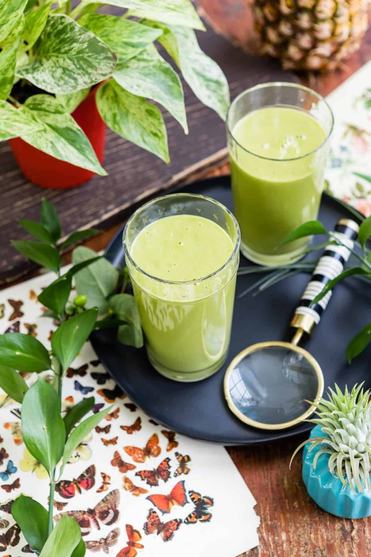 Healing Adrenal Fatigue Green Smoothie Recipe | simplegreensmoothies.com
