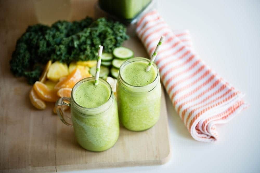 Heart healthy pineapple smoothie recipe