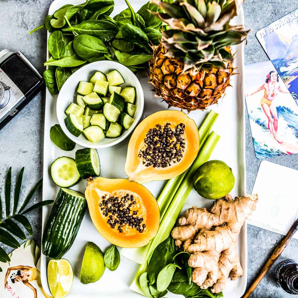 these ingredients are my go to home remedies for bloating
