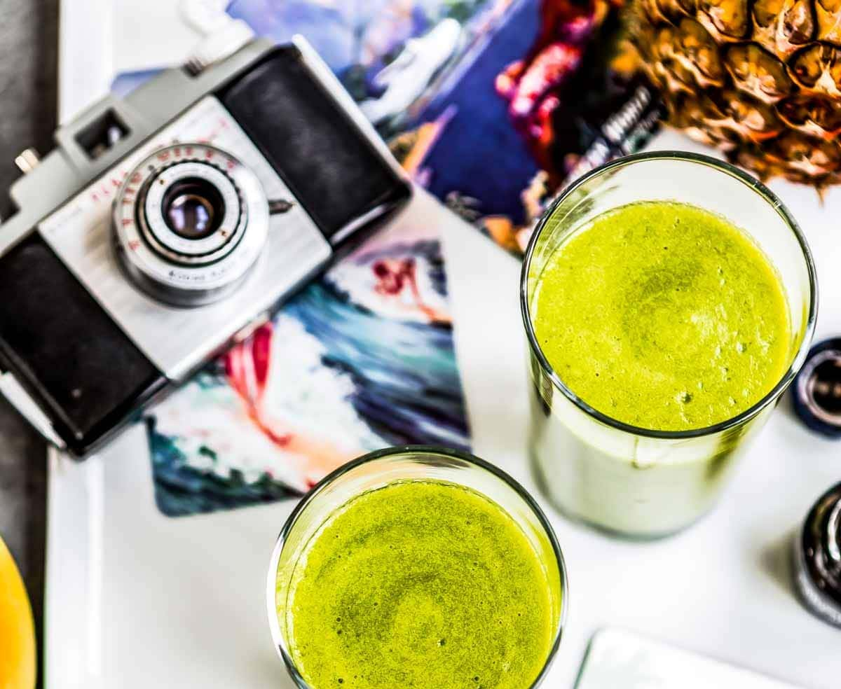 smoothies should be at the top of your list of home remedies for bloating