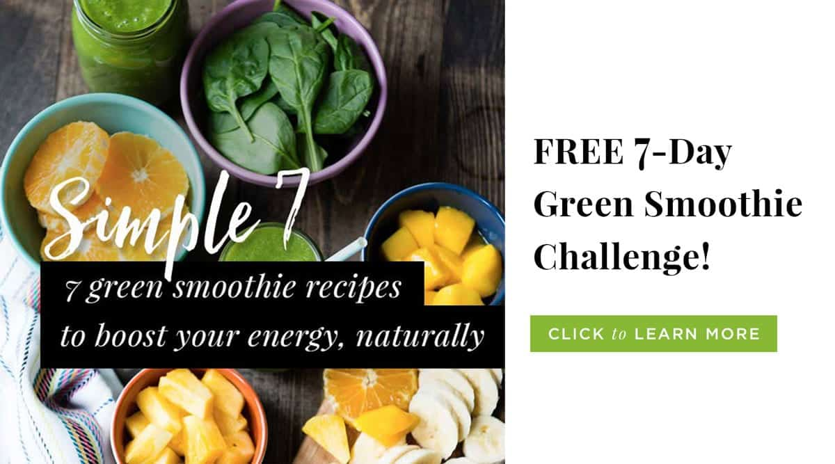Simple Green Smoothies Simple 7 Green Smoothie Challenge