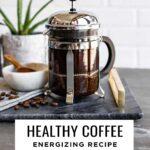 healthy coffee recipe PIN