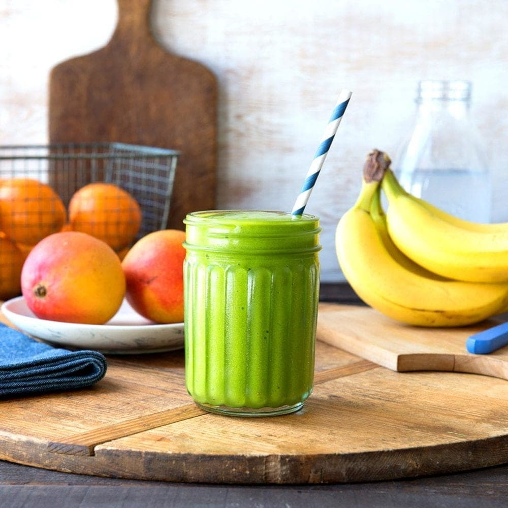 Mango Smoothie Recipe you can make at home   Simple Green Smoothies