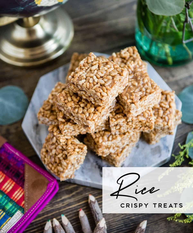 the best rice krispie treat recipe