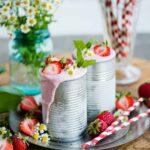 Strawberry milkshake recipe that's simple