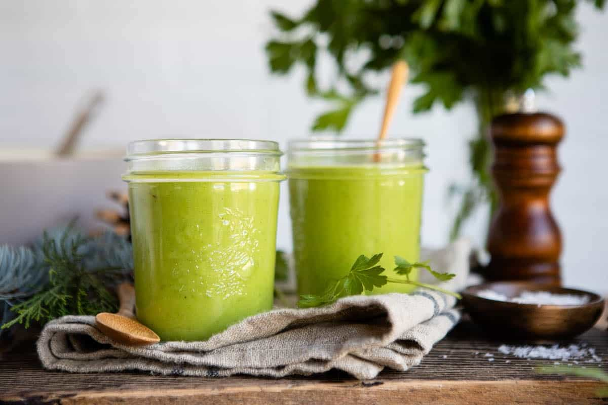 Healing Vegetable Soup Recipe | SimpleGreenSmoothies.com