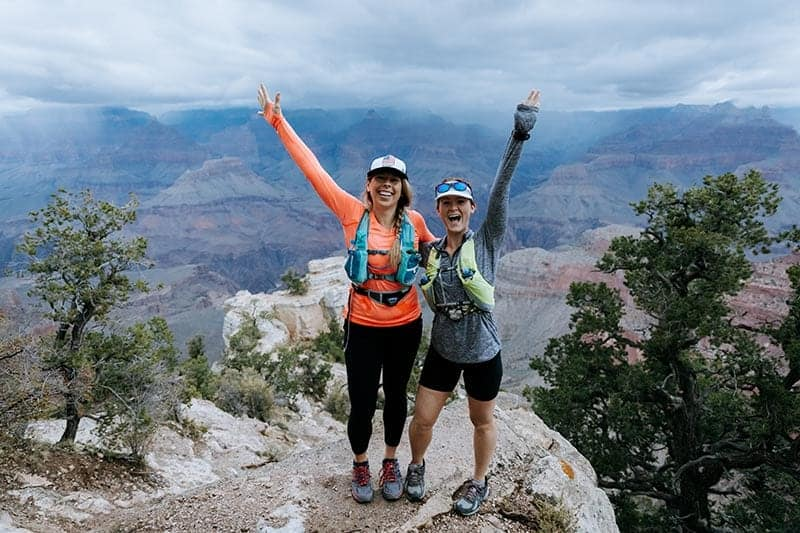 Hiking the Grand Canyon End of Trail | Simple Green Smoothies
