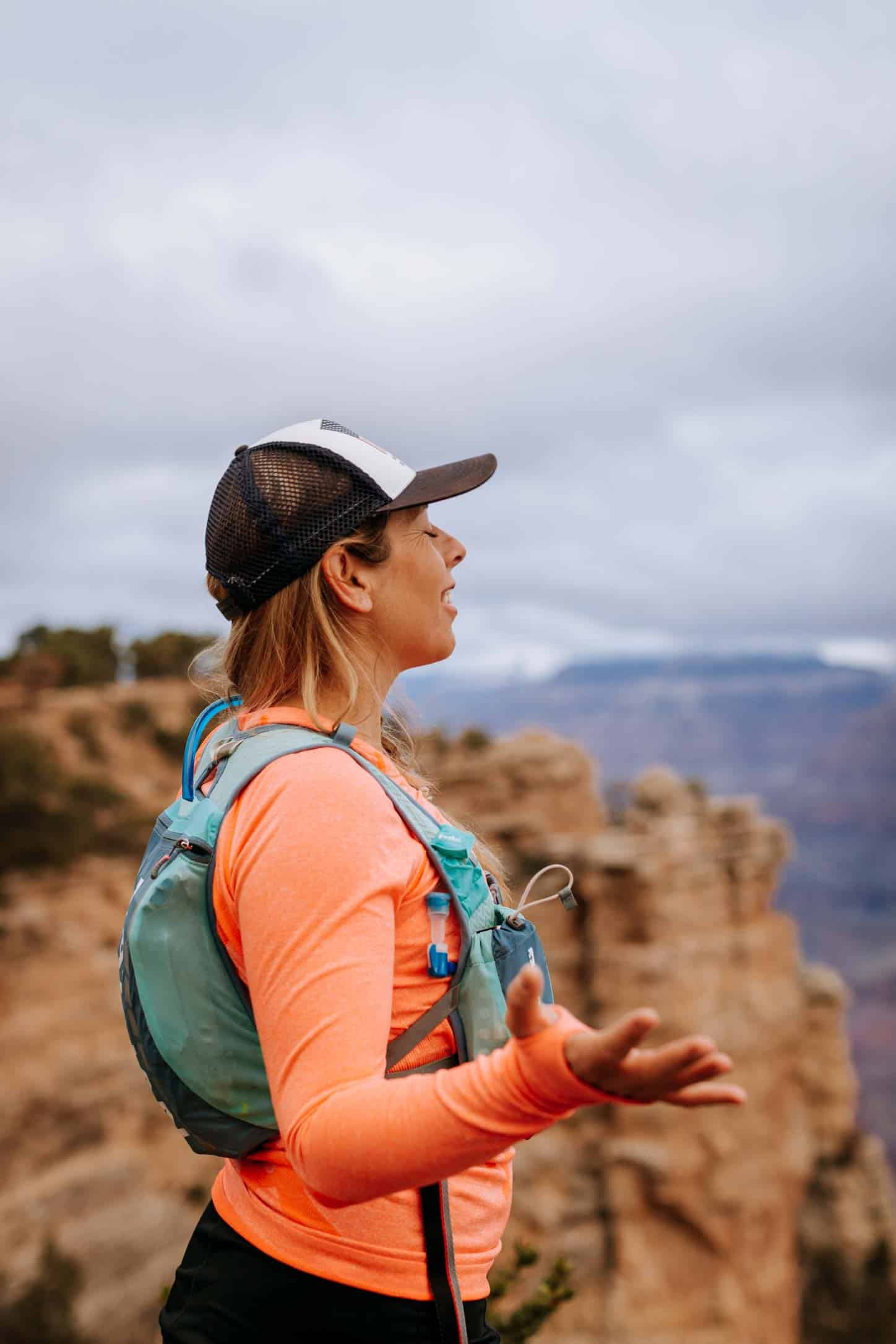 Hiking the Grand Canyon Serenity | Simple Green Smoothies