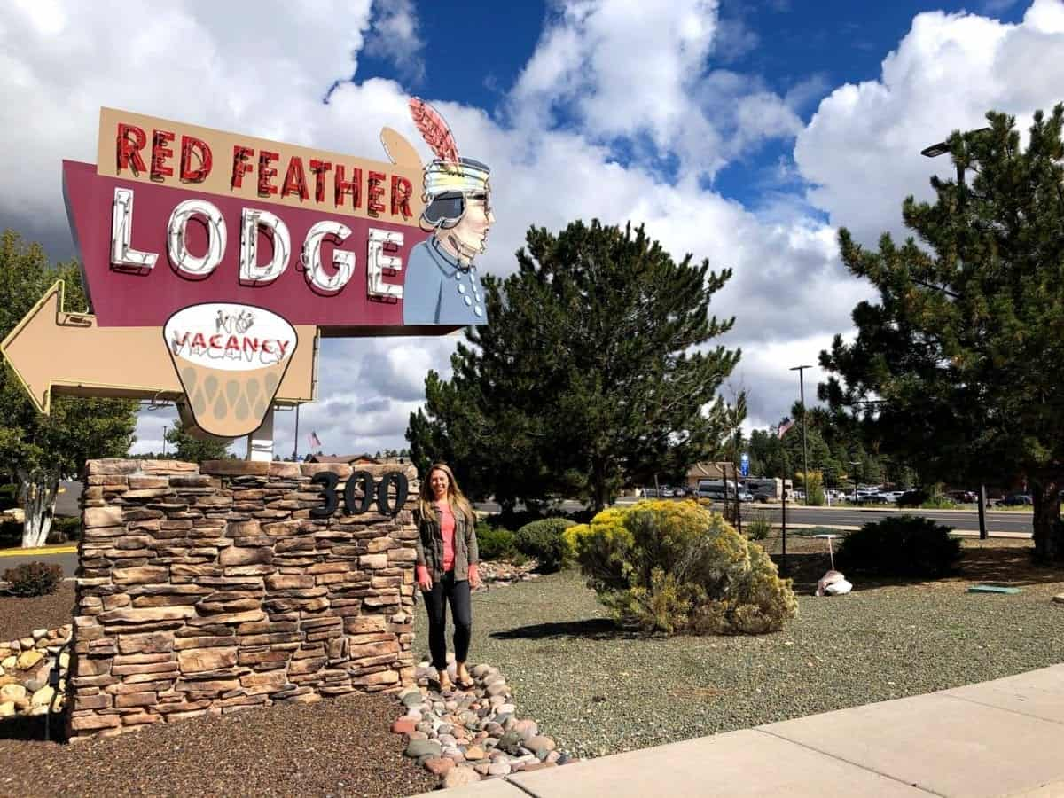 Red Feather Lodge Hiking the Grand Canyon | Simple Green Smoothies