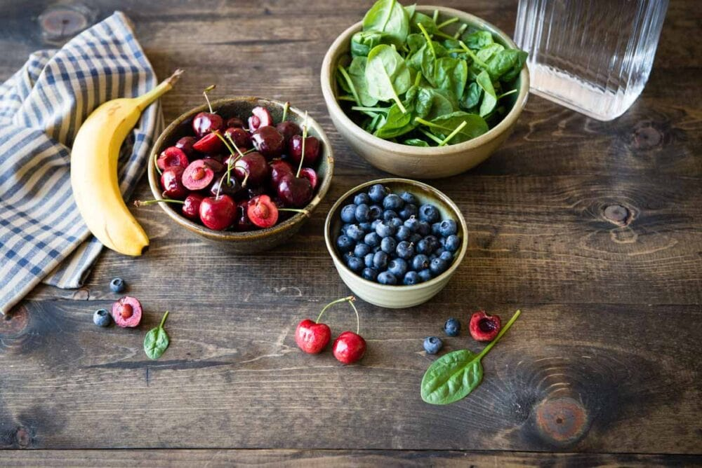 Best low sugar fruit for smoothie