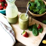 healthy snacks for kids smoothie