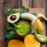 Avocado Banana Smoothie | SimpleGreenSmoothies.com #vegan #smoothie #greensmoothie