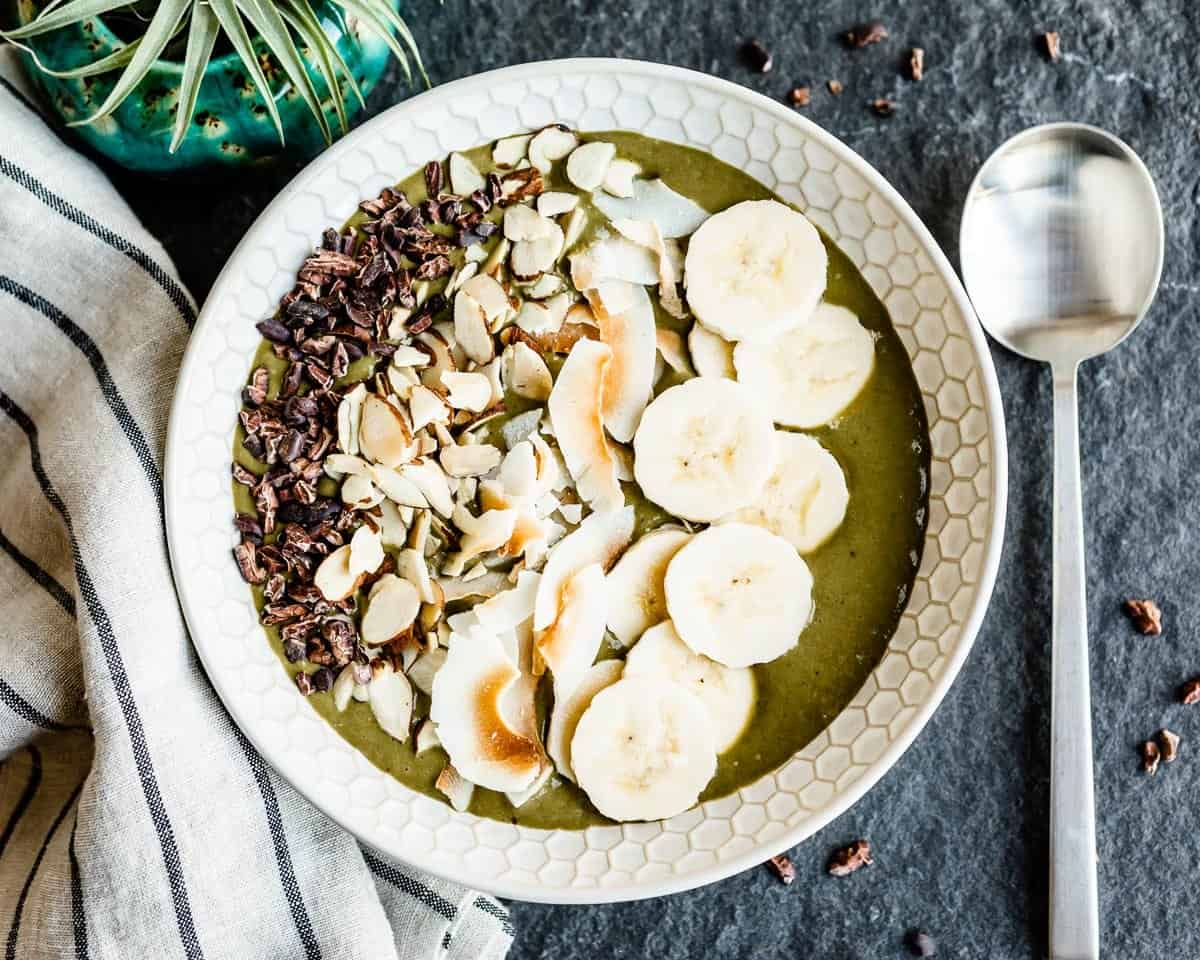 Coconut Joy Vegan Smoothie Bowl