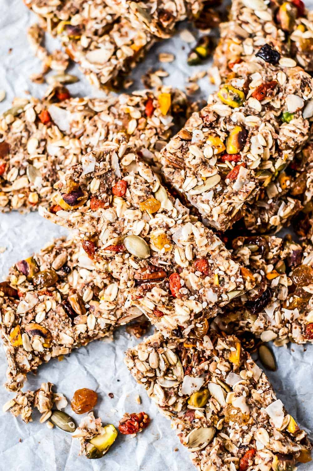 vegan protein bars for energy and fullness