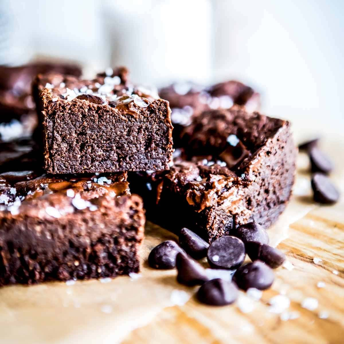 Recipe for gluten free fudgy brownies