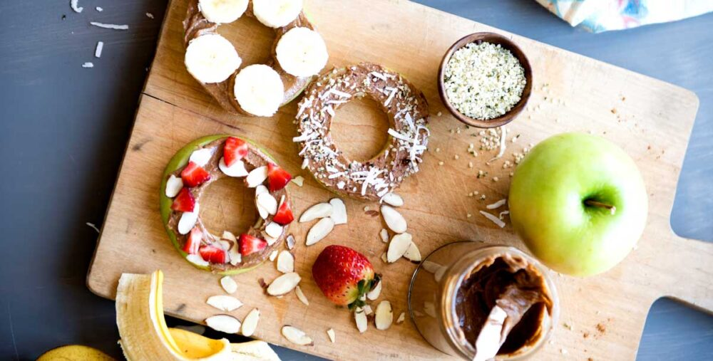 Snack recipes for weight loss