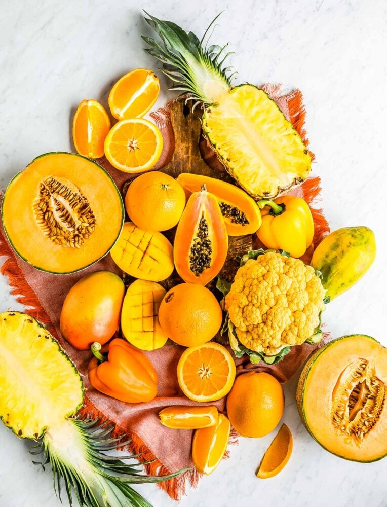 foods that are high in vitamin C