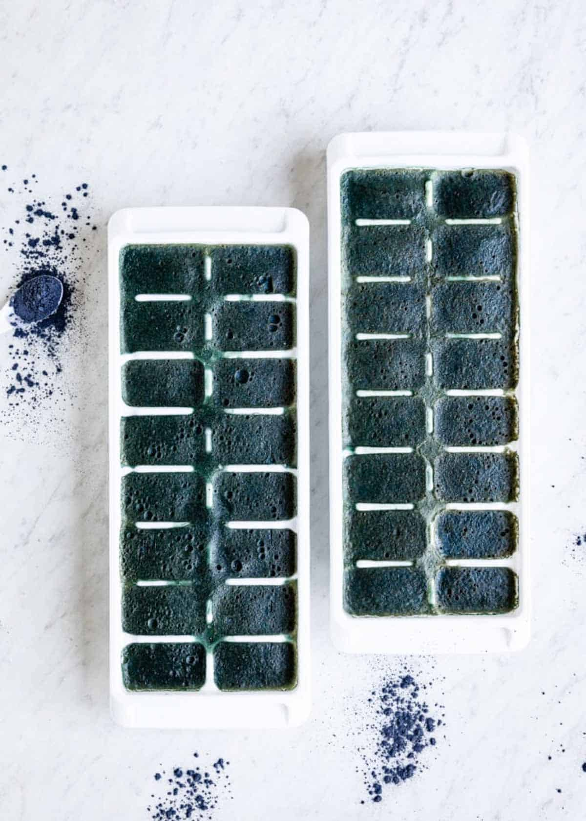 Boost electrolytes with DIY smoothie cubes