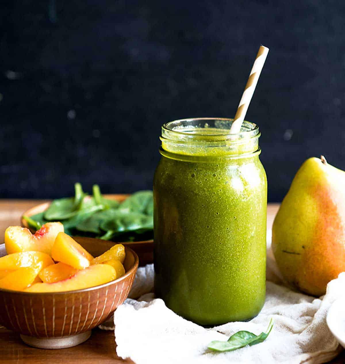Pear smoothie recipe