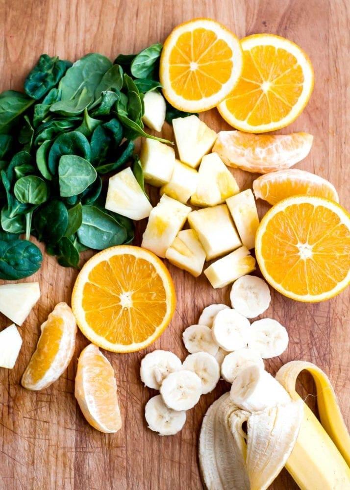 Easy fruit smoothie recipes