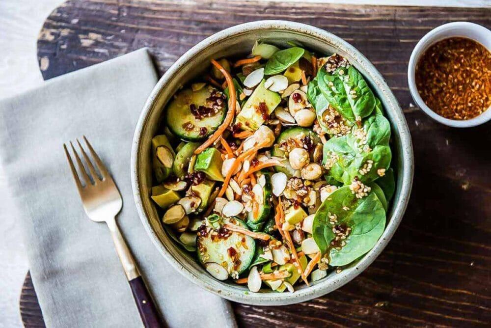 veggie bowl recipe