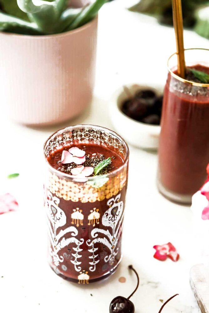 Plant-based smoothie recipe