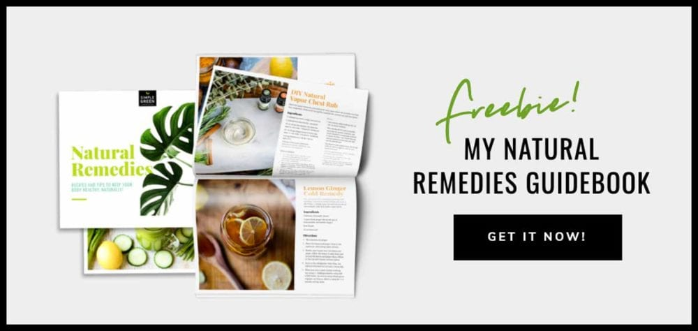 Simple Green Smoothies Natural Remedies Guidebook