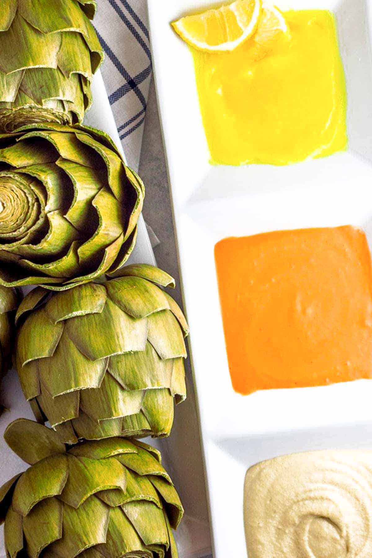 artichokes star in many spring recipes