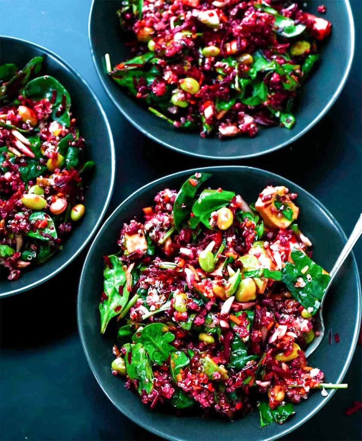 spring recipes featuring beets