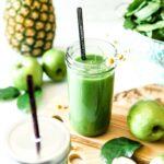 Green apple smoothie recipe