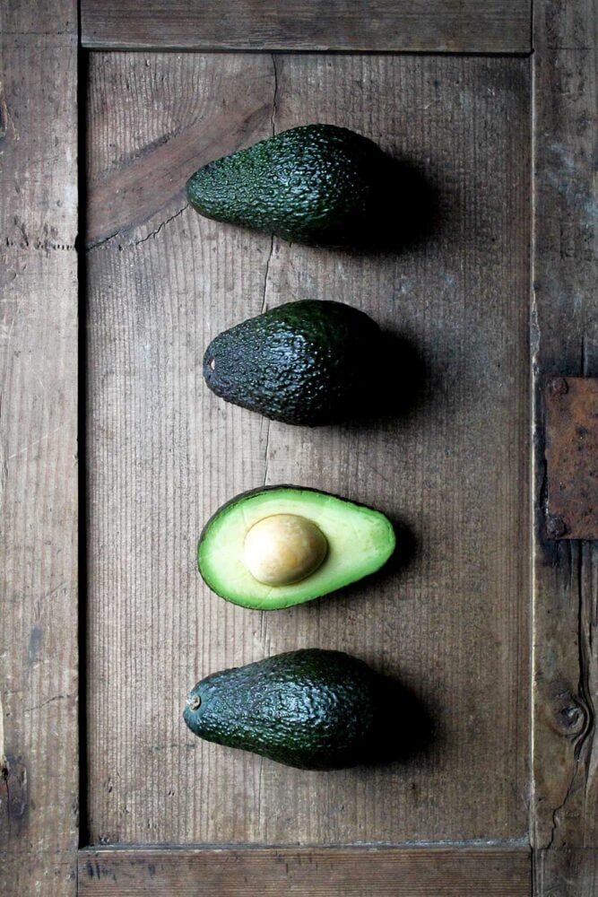 how to perfectly cut an avocado
