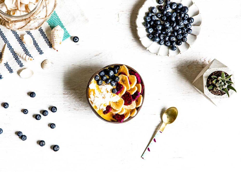 Smoothie bowl ideas