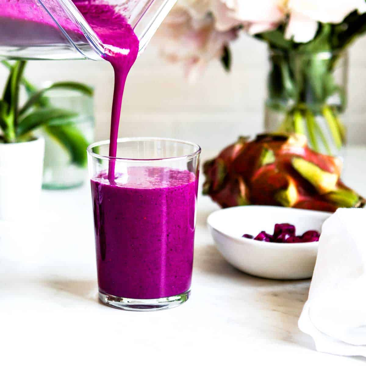 Immune boosting smoothie recipe