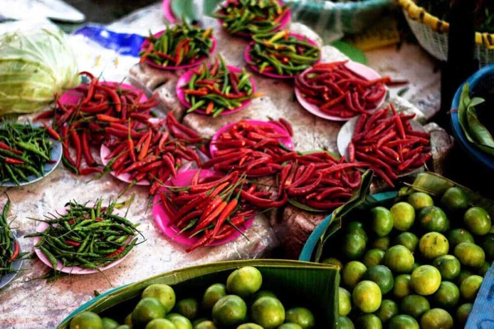 avoid spicy foods when experiencing hot flashes