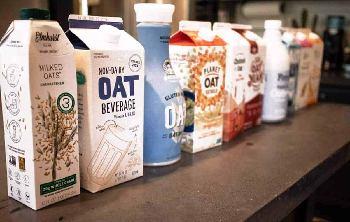 every oat milk brand of 2021 in grocery stores