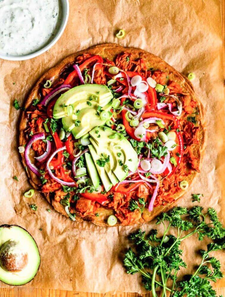 gluten free pizza crust recipe