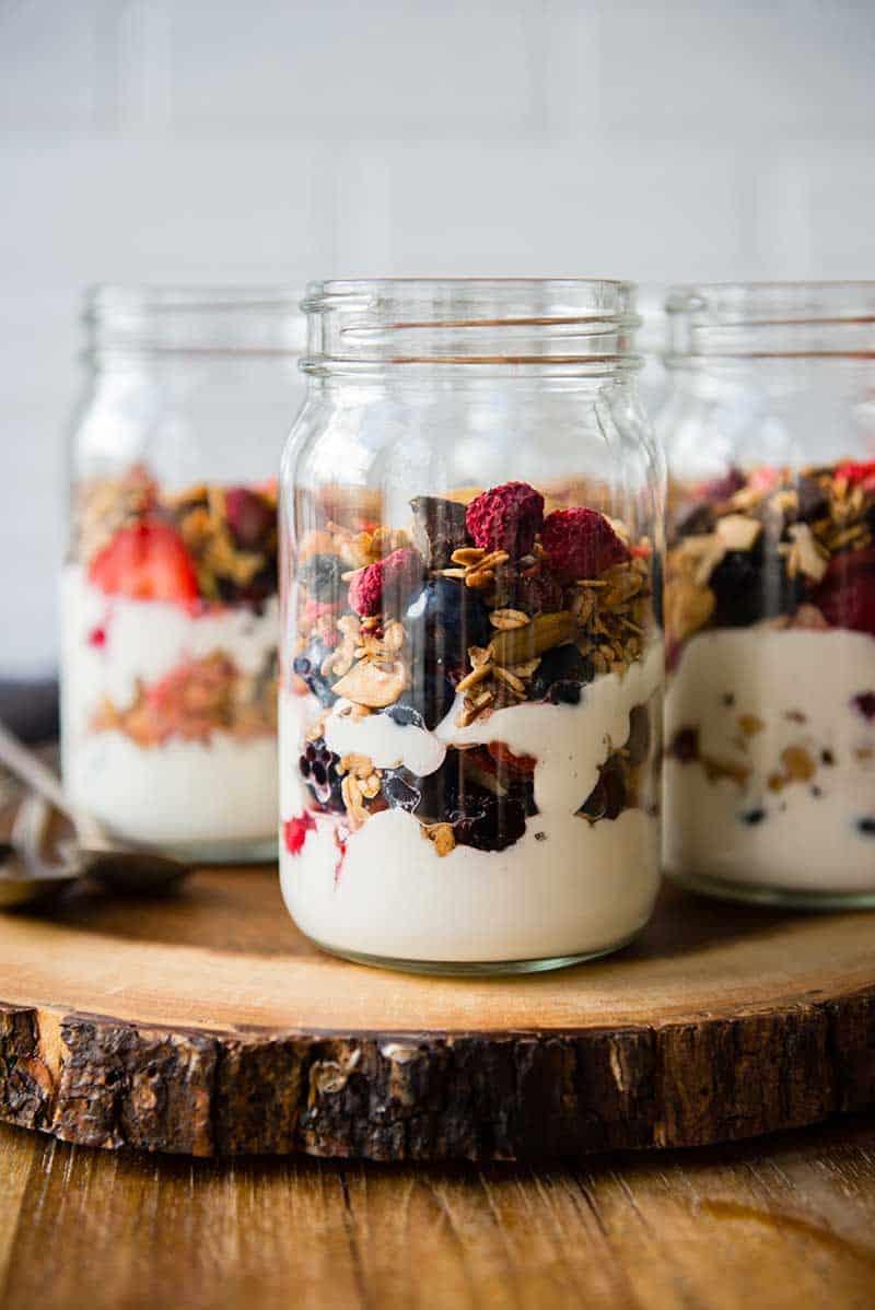 Easy vegan yogurt recipe