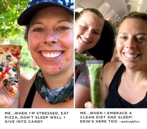 Clean eating brings clear skin with Simple Green Smoothies
