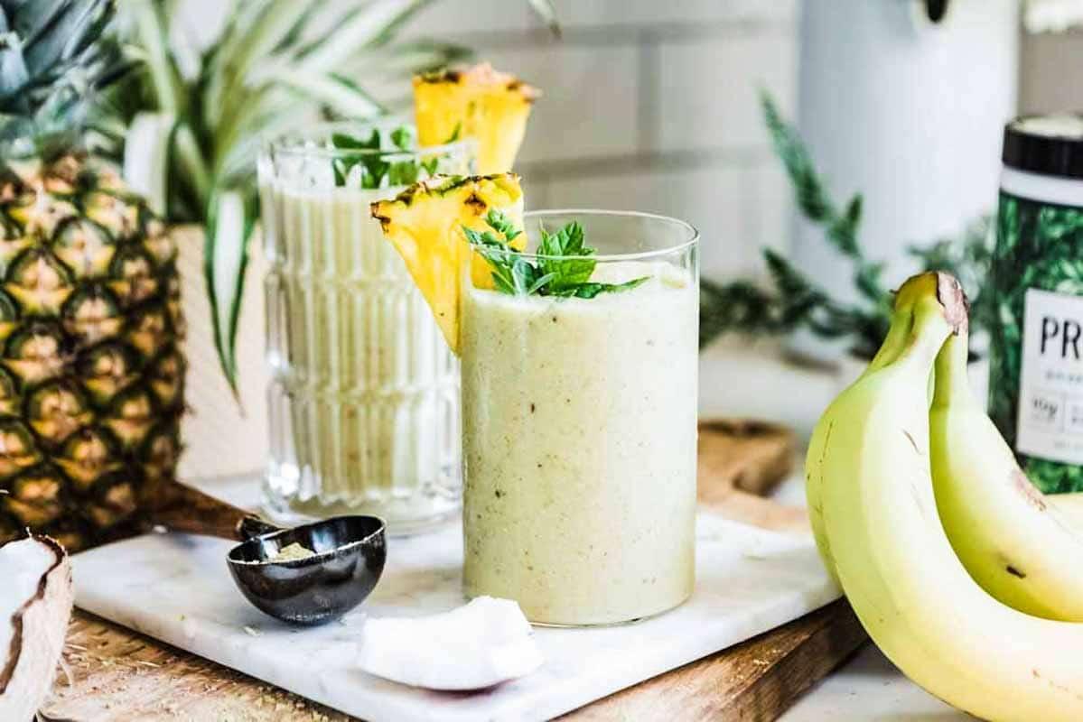 Weight gain smoothie recipe